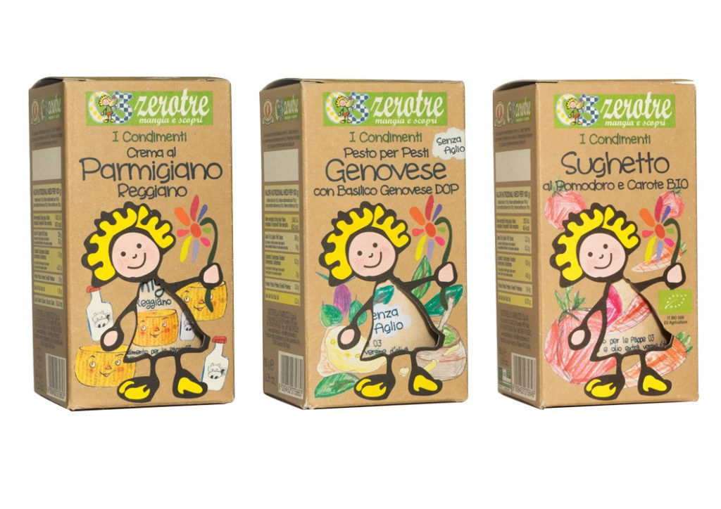Back to school ZEROTRE Rustichella d'Abruzzo baby pasta for children nutrition healthy eating organic pasta Maria Stefania Peduzzi nutrition vitamins mineral salts fibers vegetables fruits organic puree mixed berries kiwi pear artisanal pasta parmigiano reggiano genoese pesto organic evo oil healthy foods for kids children health shortbread biscuits tasty snack mediterranean diet